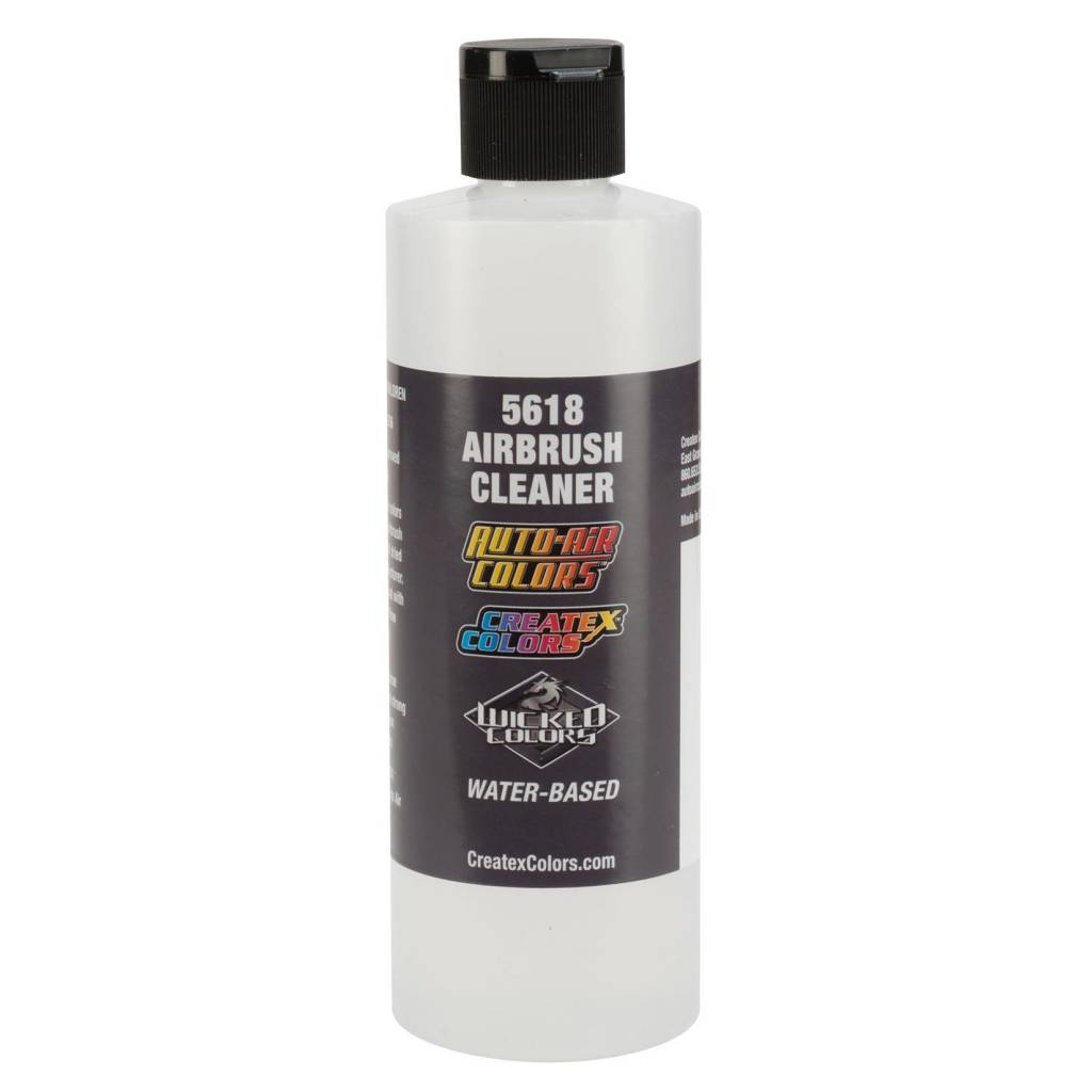 CREATEX AUTO AIR AIRBRUSH CLEANER 8OZ