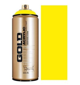 MONTANA MONTANA GOLD ACRYLIC SPRAY PURE YELLOW