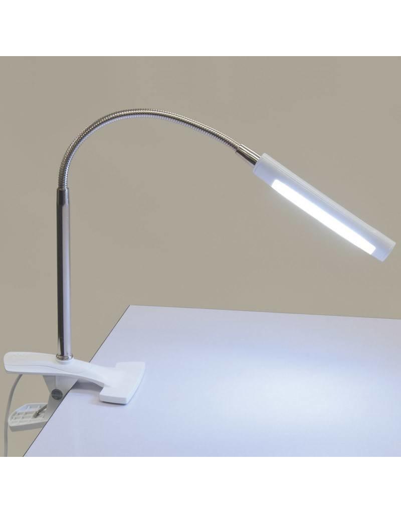 STUDIO DESIGNS STUDIO DESIGNS ART CLAMP LAMP WHITE