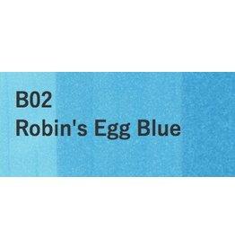 Copic COPIC SKETCH B02 ROBIN'S EGG BLUE