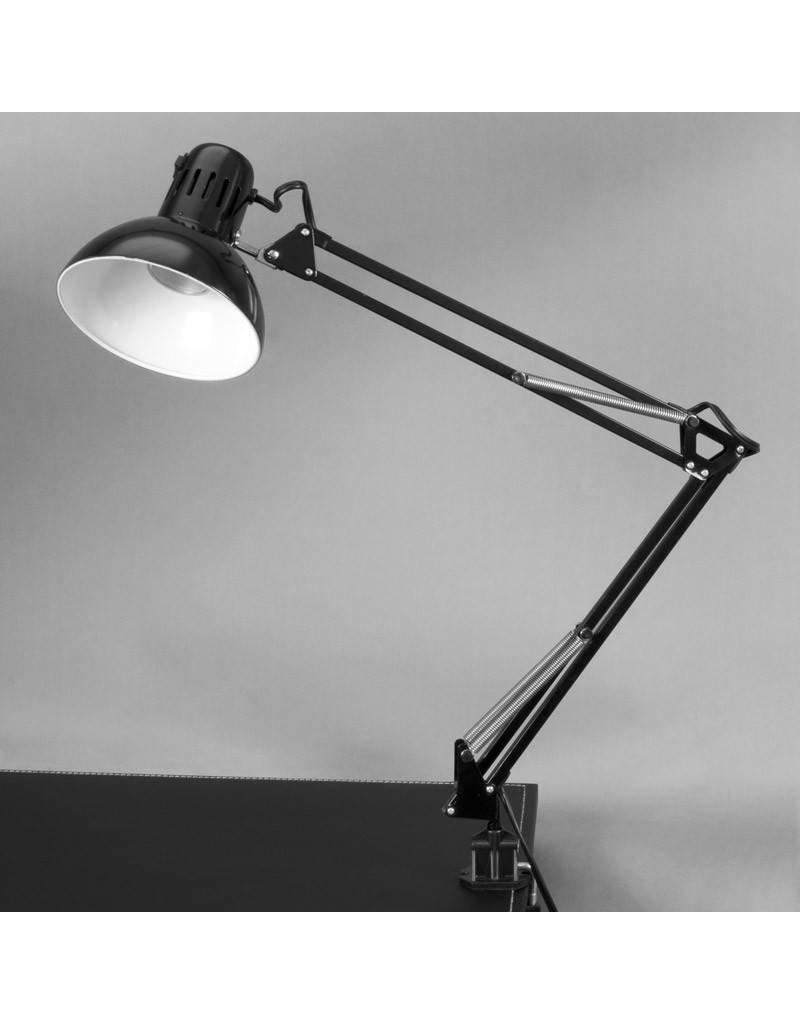 STUDIO DESIGNS STUDIO DESIGNS LED SWING ARM LAMP BLACK