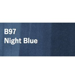 Copic COPIC SKETCH B97 NIGHT BLUE