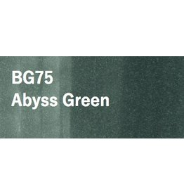 Copic COPIC SKETCH BG75 ABYSS GREEN