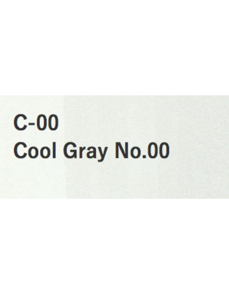 Copic COPIC SKETCH C00 COOL GREY 00