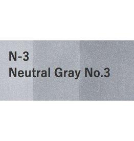 Copic COPIC SKETCH N3 NEUTRAL GREY 3