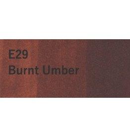 Copic COPIC SKETCH E29 BURNT UMBER