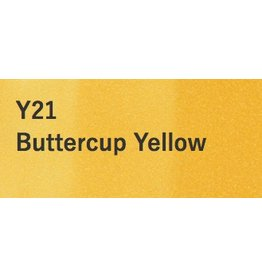 Copic COPIC SKETCH Y21 BUTTERCUP YELLOW