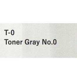 Copic COPIC SKETCH T0 TONER GREY 0