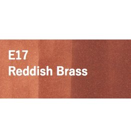 Copic COPIC SKETCH E17 REDDISH BRASS