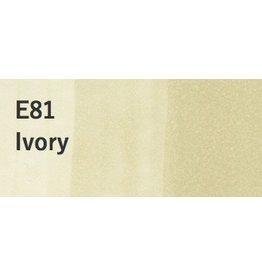 Copic COPIC SKETCH E81 IVORY