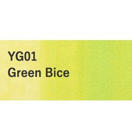 Copic COPIC SKETCH YG01 GREEN BICE