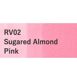 Copic COPIC SKETCH RV02 SUGARED ALMOND PINK