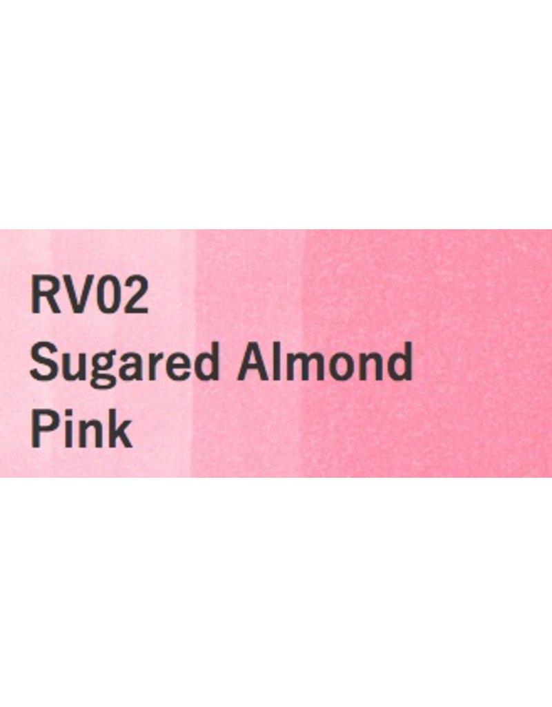 Copic COPIC SKETCH RV02 SUGARED ALMOND PINK