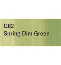 Copic COPIC SKETCH G82 SPRING DIM GREEN