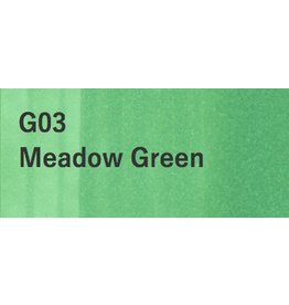 Copic COPIC SKETCH G03 MEADOW GREEN
