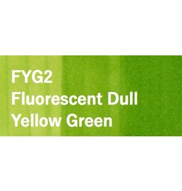 Copic COPIC SKETCH FYG2 FLUORESCENT DULL YELLOW GREEN