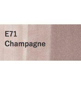 Copic COPIC SKETCH E71 CHAMPAGNE