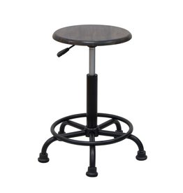 STUDIO DESIGNS STUDIO DESIGNS RETRO STOOL GUNNISON GRAY