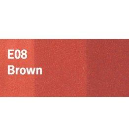 Copic COPIC SKETCH E08 BROWN