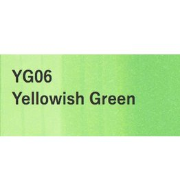 Copic COPIC SKETCH YG06 YELLOW GREEN