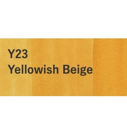 Copic COPIC SKETCH Y23 YELLOWISH BEIGE