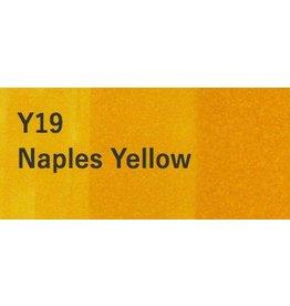 Copic COPIC SKETCH Y19 NAPOLI YELLOW