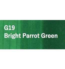 Copic COPIC SKETCH G19 BRIGHT PARROT GREEN