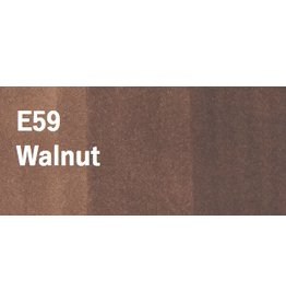 Copic COPIC SKETCH E59 WALNUT
