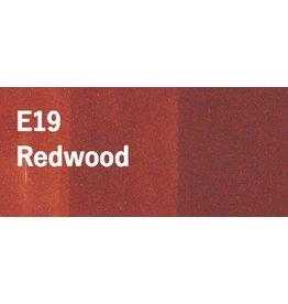 Copic COPIC SKETCH E19 REDWOOD