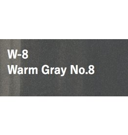 Copic COPIC SKETCH W8 WARM GREY 8