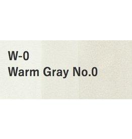 Copic COPIC SKETCH W0 WARM GREY 0
