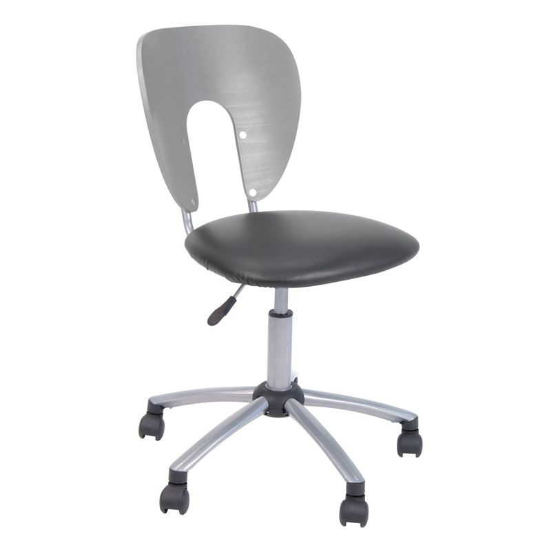STUDIO DESIGNS FUTURA VISION CHAIR SILVER