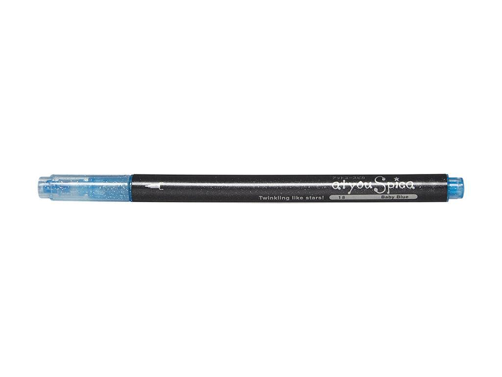 Copic ATYOU SPICA GLITTER PEN BY COPIC BABY BLUE