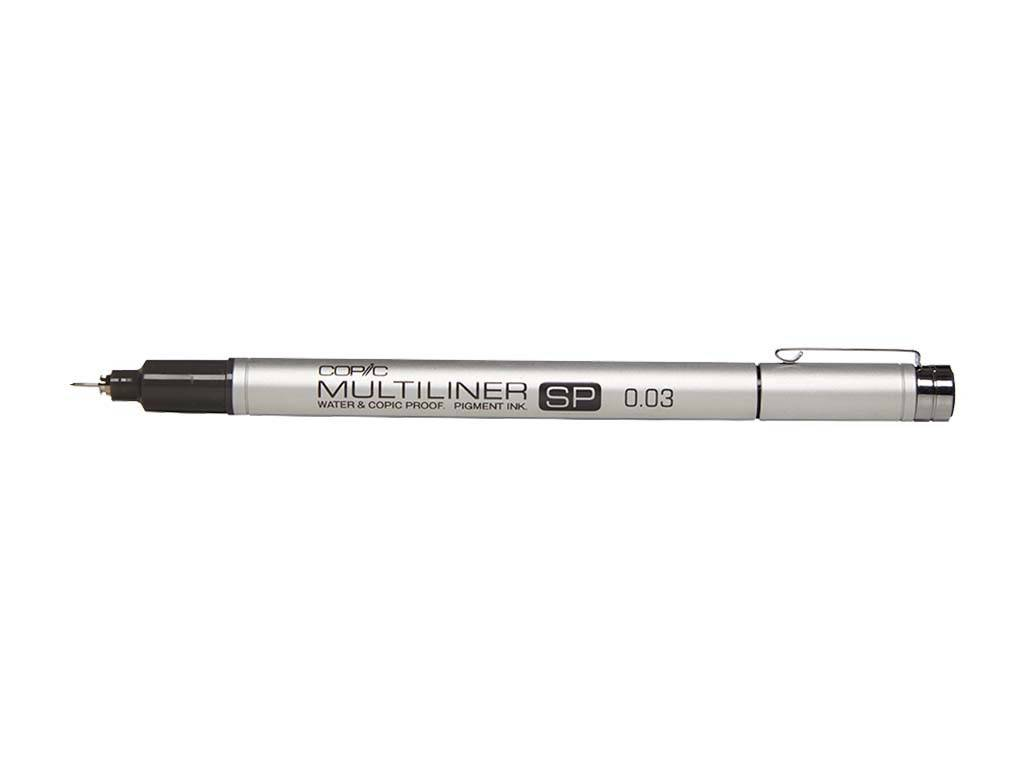 Copic COPIC MULTILINER SP 0.03MM