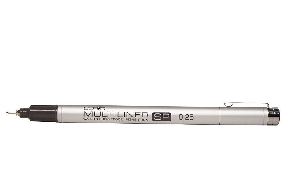 Copic COPIC MULTILINER SP 0.25MM