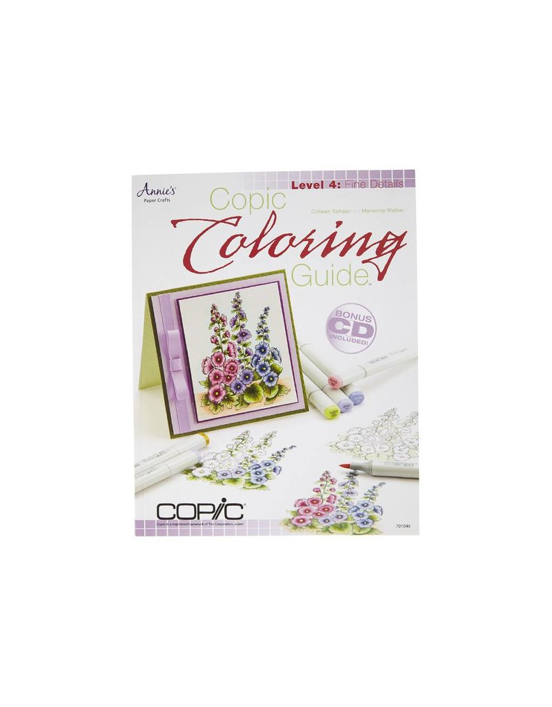 Copic COPIC COLORING GUIDE LEVEL 4