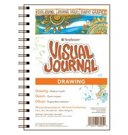 STRATHMORE STRATHMORE VISUAL JOURNAL DRAWING 5.5X8