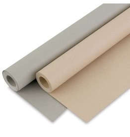 """STRATHMORE STRATHMORE TONED SKETCH PAPER ROLL TAN 42""""X10YD"""