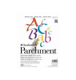 STRATHMORE STRATHMORE PARCHMENT PAPER 8.5X11 ASSORTED COLOURS