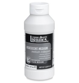 LIQUITEX LIQUITEX IRIDESCENT MEDIUM 8OZ