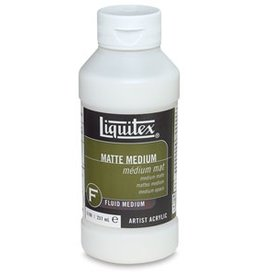 LIQUITEX LIQUITEX MATTE MEDIUM 16OZ