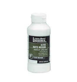 LIQUITEX LIQUITEX MATTE MEDIUM ULTRA 8OZ