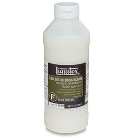 LIQUITEX LIQUITEX SLOW DRI BLENDING MEDIUM 16OZ