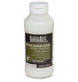 LIQUITEX LIQUITEX SLOW DRI BLENDING MEDIUM 8OZ