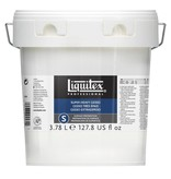 LIQUITEX LIQUITEX SUPER HEAVY GESSO WHITE 3.78L
