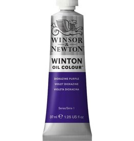 WINSOR NEWTON WINTON OIL COLOUR DIOXAZINE PURPLE 37ML