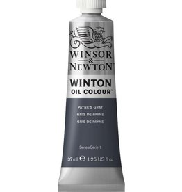 WINSOR NEWTON WINTON OIL COLOUR PAYNES GREY 37ML