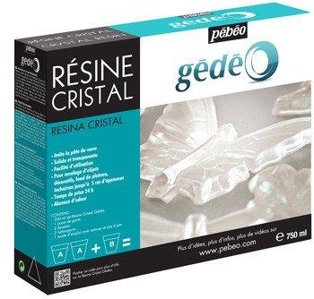 PEBEO PEBEO GEDEO CRYSTAL RESIN 750 ML