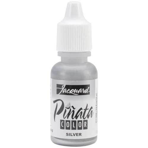 JACQUARD PINATA COLOR SILVER 0.5OZ