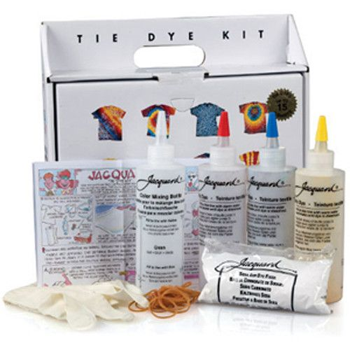 JACQUARD JACQUARD TIE DYE KIT - FOR MASS MARKET    JAC9320
